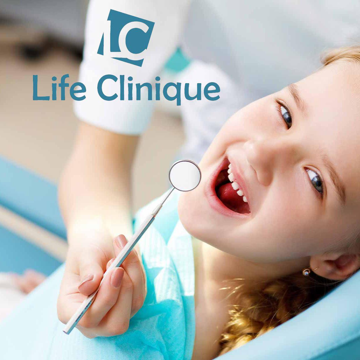 Visita bambini Life Clinique